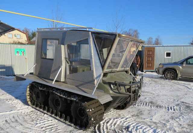 Снегоболотоход Тигр хвн 6х6-1 новый по состоянию