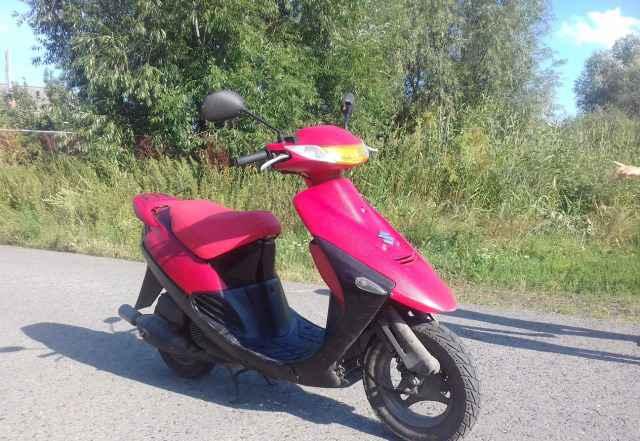 Скутер сузуки сепия ZZ