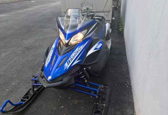 Продам снегоход Ямаха RX 10 Warrior