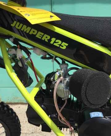 Трейлбайк Джампер YX125 / Мотоцикл / В наличии
