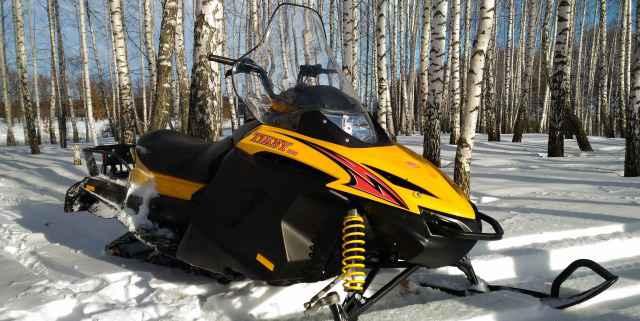 Снегоход Тикси 250