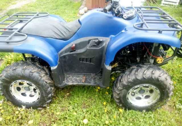 Квадроцикл аsa ATV750
