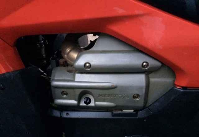 Хонда trx 680
