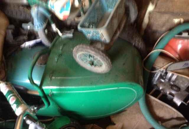 Люлька мотоцикла урал