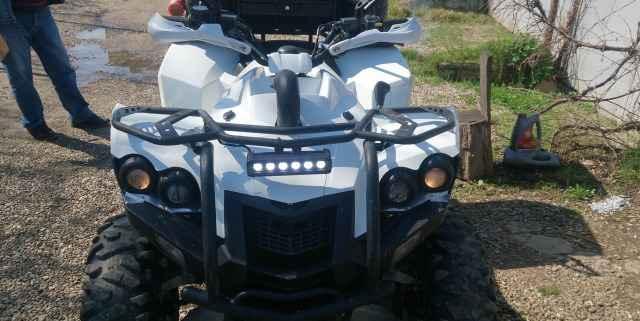 Стелс ATV 700D. Ремонт/запчасти