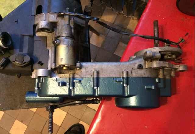 Двигатель 157 150куб 4т