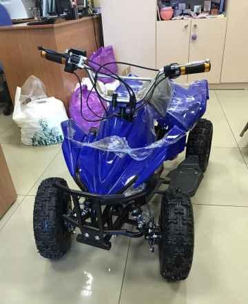 Электрический квадроцикл