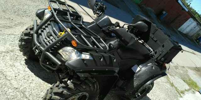 Квадроцикл CF Мото Х6 (CF625C)