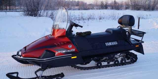 Ямаха VK540E IV