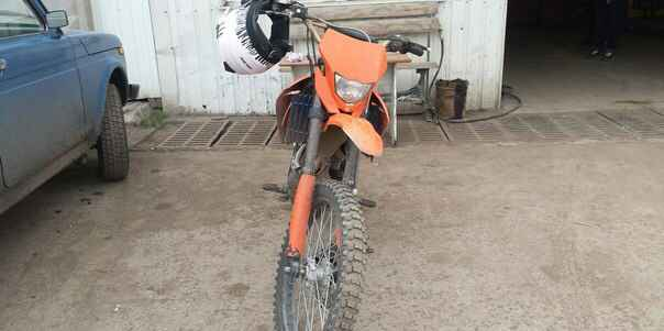 Продаю Ирбис TTR 250