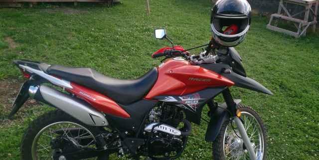 Продам мотоцикл кросс-эндуро