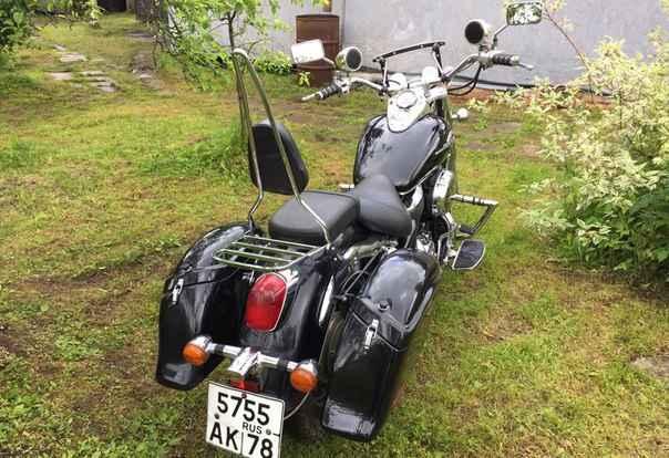 Хонда Шадов 400