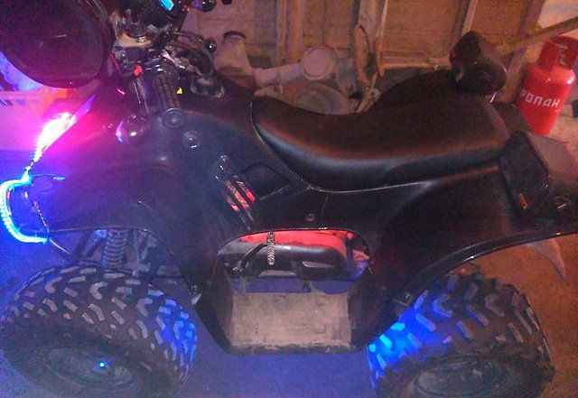 Стелс ATV 50C