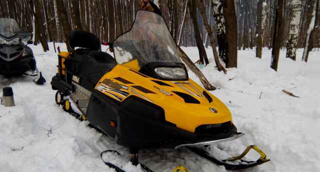 Снегоход BRP SKI - DOO Скандик WT 550