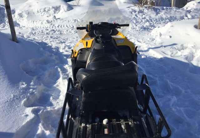 Снегоход ski doo v-800