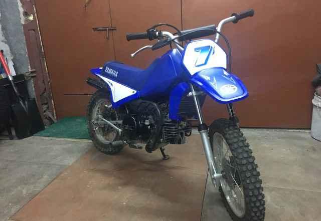Продам подростковый мотоцикл Ямаха PW 80