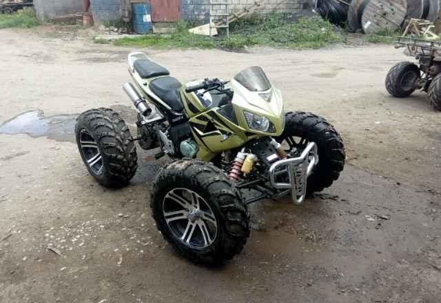 Квадроцикл Шоссейный xgjao XGJ250ST-8