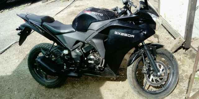 Продам ABM Х-Мото GX250R