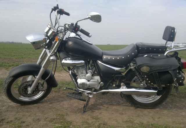 Мотоцикл 250 куб