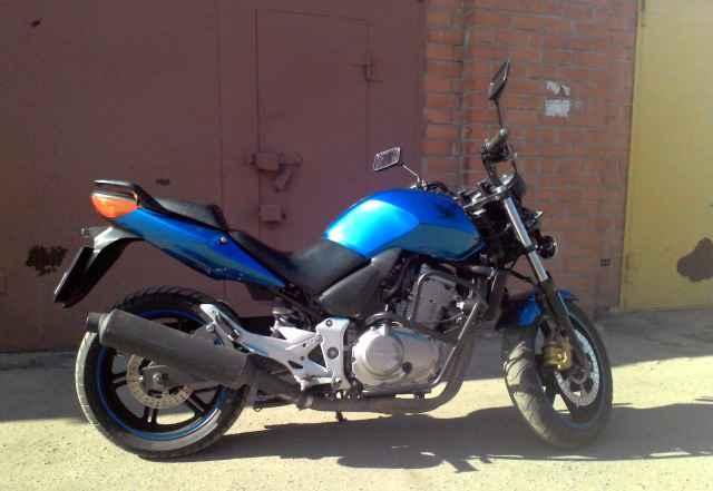 Хонда CBF500A