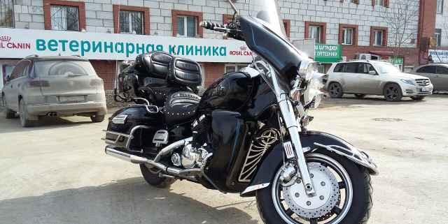 Ямаха XVZ 1300 Роял Стар миднайт Вентуре