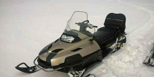 Снегоход SKI-DOO Экспедишен V-1000