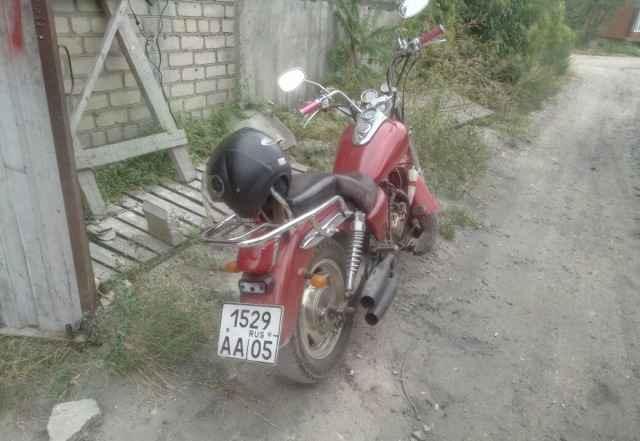 Мотоцикл Лифан