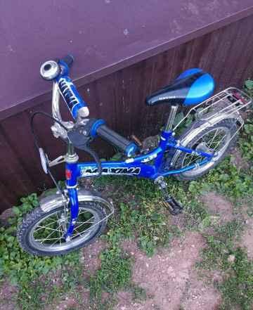 Продаёться подростковый велосипед новый