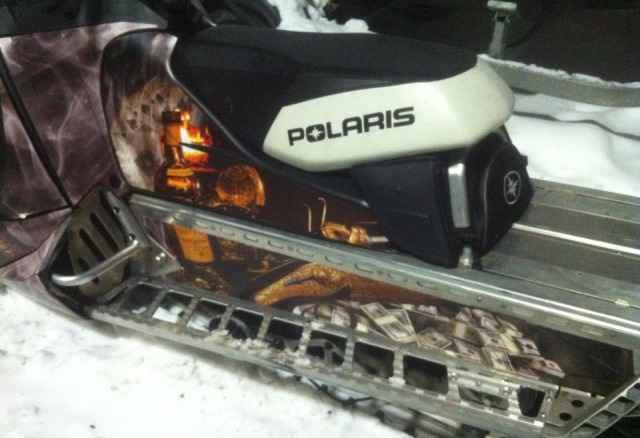 Polaris 800 PRO-RMK 163 2013г. в