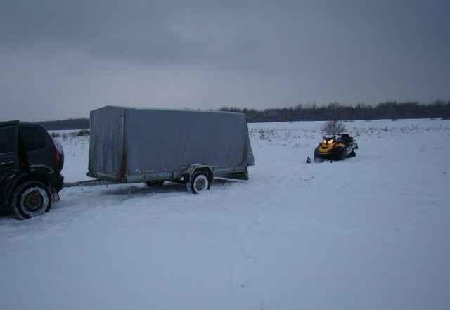 Продам снегоход BRP Тундра WT 550
