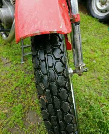 Мотоцикл минск