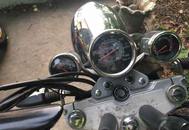 Чоппер Омакс XGJ200-8