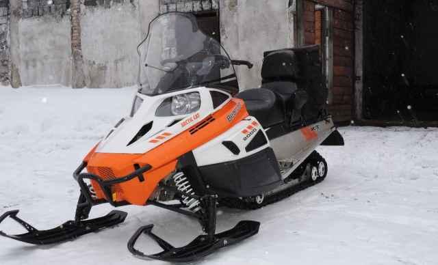 Снегоход Арктик Кэт Bearcat 2000XT
