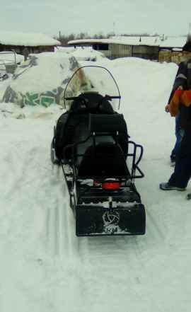 Снегоход Тайга Варяг 500 год 2016