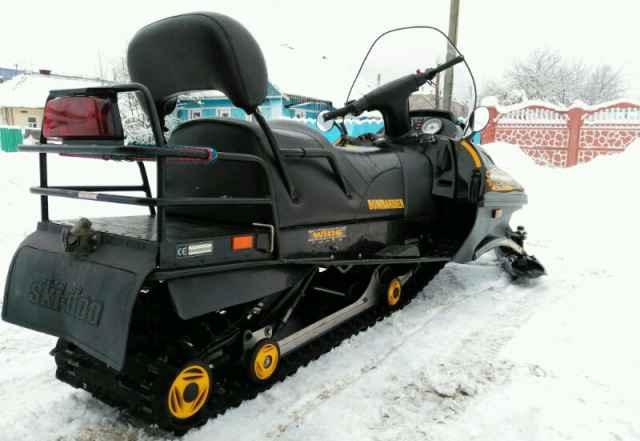 Ski-do scandic suf rotax 600