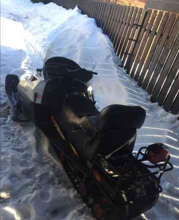 Снегоход Тайга ст-500 Д