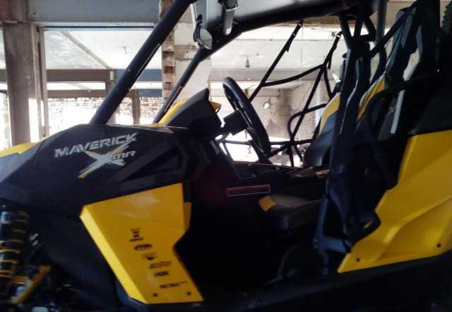 Багги BRP Can-АМ Маверик XMR 1000