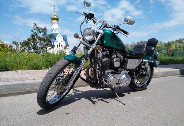 Харлей Дэвидсон Спортстер xl1200c