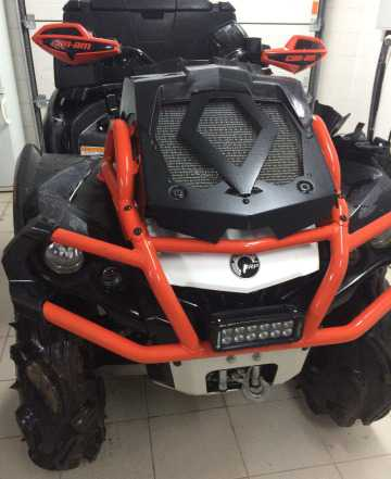 Квадроцикл BRP 650 Х-МР