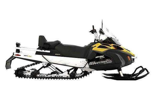 Снегоход утилитарный Ski-Doo Скандик WT 550F, 2013