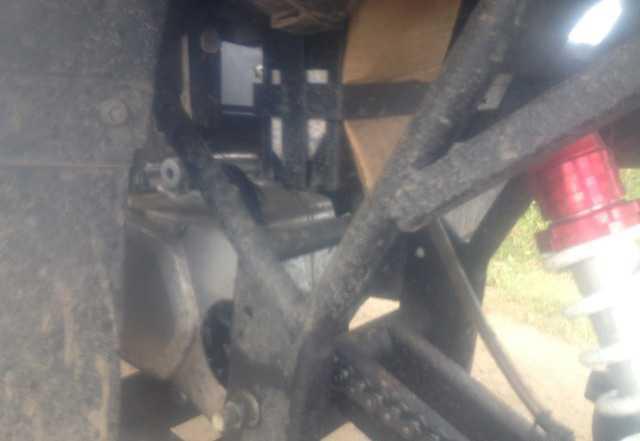 Продам квадроцикл аналог Ямаха Гризли 125cc