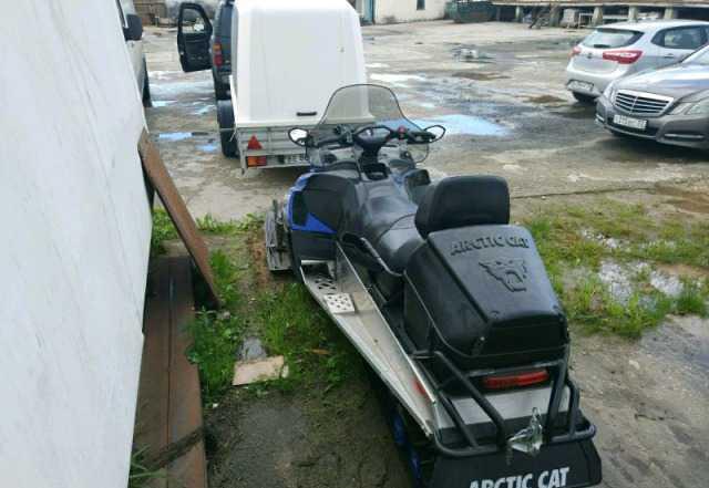 Арктик Кэт Bearcat з1 XT