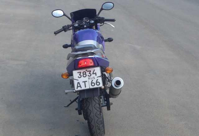 Зонгшен gs 250