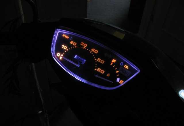 Хонда Дио Af 27