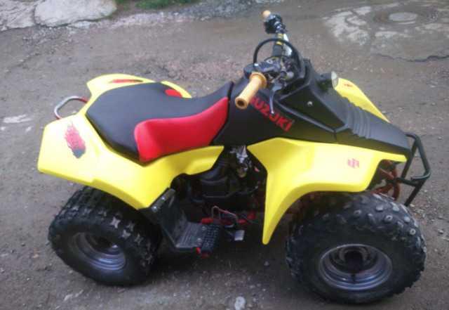 Детский квадроцикл Suzuki LT-80