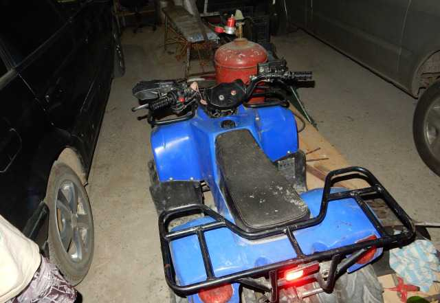 Подростковый квадроцикл 90куб