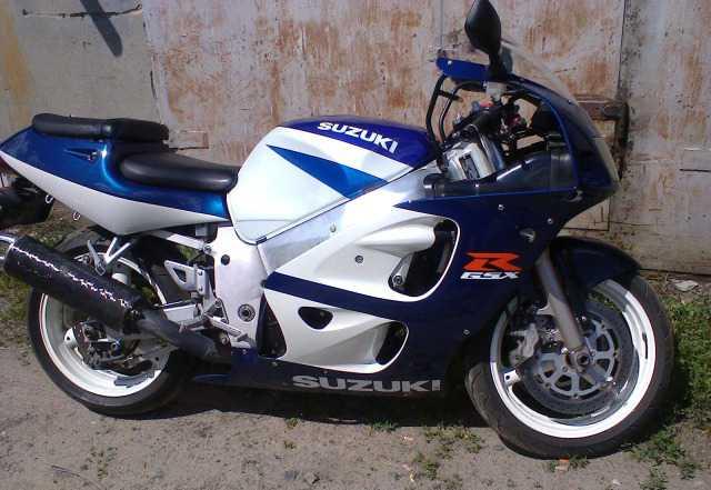 Suzuki GSX-Р 600 2000г