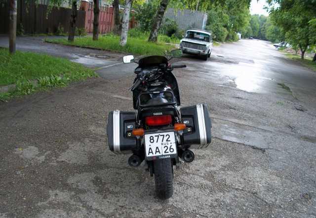 Ямаха fj1200