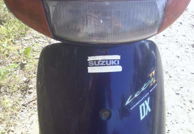 Suzuki Летс 2
