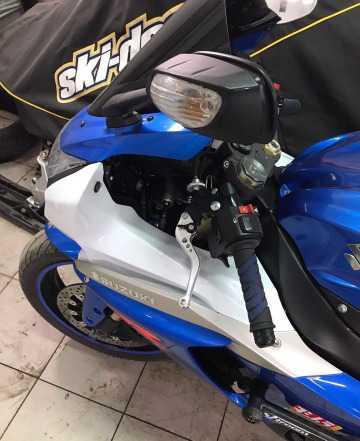 Suzuki gsxr 1000 K9